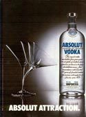 absolut attraction